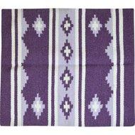 Randol's Navajo Blanket Arizona Paars/Lila/Wit 86cmx91cm
