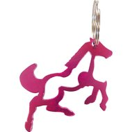 Agradi Sleutelhanger Paard met Flessenopener Roze