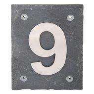 Esschert Hausnummer 9 Arial