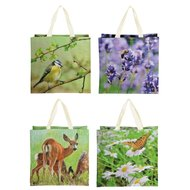 Esschert Shopping bag nature print