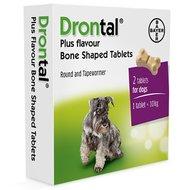Drontal Flavour Entwurmungstablette Hund