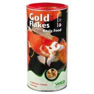 Velda Gold flakes basic food