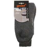 Gevavi Thermosocken 700 Grau