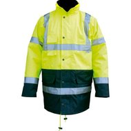 Planet Jas First Choice High Visibility Geel