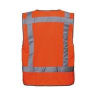 JMP Orion Veiligheidsvest Oranje