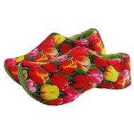 Gevavi Plüschklumpen Tulpe in Tasche Gelb