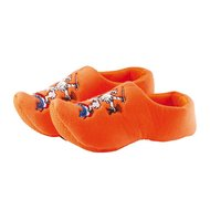 Gevavi Plüschklumpen in Tasche Orange