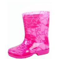 Gevavi Mädchenstiefel PVC Rosa