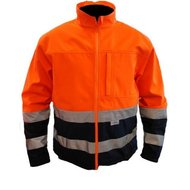 JMP Softshell Orange