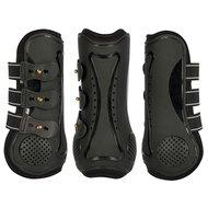 Harrys Horse Tendon Boots Elite-r Black
