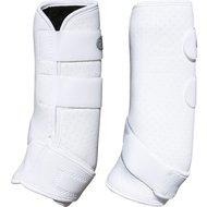 Harrys Horse Brushing Boots Memory Foam White