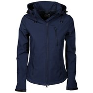 Harry's Horse Softshell Jas Chicago Dames Navy