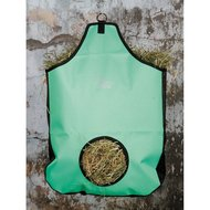 Harrys Horse Hay Bag with a Mesh Insert Green