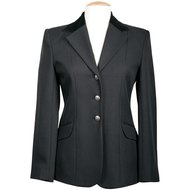 Harrys Horse Competitionjacket Kids/ladies Black