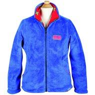 Harrys Horse Fleece vest LouLou Thame Dazzling Blue 128