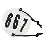 Harrys Horse Bridle Numbers Aantal
