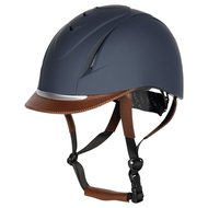 Harrys Horse Safety Cap Challenge Navy
