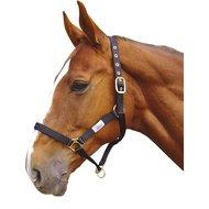 Harrys Horse Headcollar Controller Black