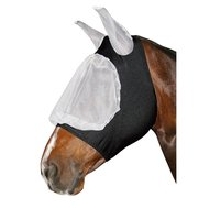 Harrys Horse Full Mesh Fly Mask with Lycra Black