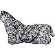 Harrys Horse Fliegendecke mit seperatem Halsteil Zebra