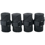 Harrys Horse Elastic Bandages Black