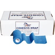 Harry's Horse Bandages Cohesive Blauw