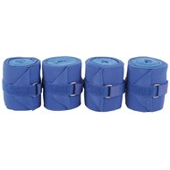 Harrys Horse Elastic/fleece Bandages Cobalt Blue