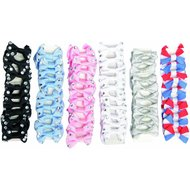 Harrys Horse Show Bows Blauw Crystal
