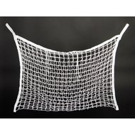 "Harrys Horse Hay Net ""slow Feeder"" White"