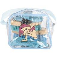 Harrys Horse Mini Grooming Kit Lightblue