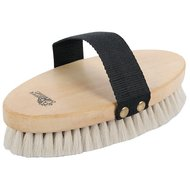 Harrys Horse Large Soft Brush Made Of Real Goat Hair