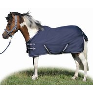 HKM Paddock Rug Economic Winter Darkblue