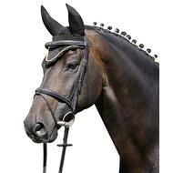 HKM Ear Bonnet Black/Gold
