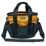 HKM Pro Team Putztasche Colour Gelb/schwarz