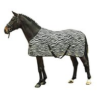 HKM Couverture Anti-Mouches Zebra