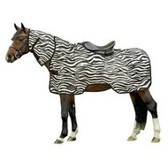 HKM Vliegen Uitrijdeken Zebra