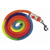 HKM Halstertouw Multicolor Karabijnhaak 180cm