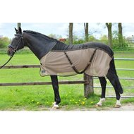 HKM Fly Rug Valencia taupe/zwart