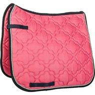 HKM Saddle Clothequestrian Pink/Dark Blue