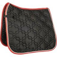 HKM Saddle Clothequestrian Black/Red