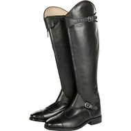 HKM Reitstiefel Polo, Softleder, lang/schmale Weite