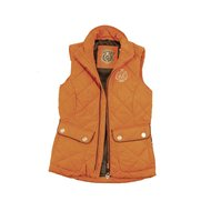 Lauria Garrelli Bodywarmer Golden Gate Oranje