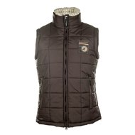 Kingston Bodywarmer Intenso Donkerbruin
