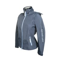 HKM Softshell Coat Regenburg Darkblue