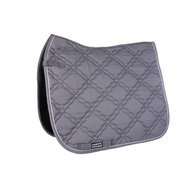 HKM Saddlepad Bologna DarkGrey