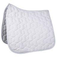 HKM Saddlepad Bari White/White
