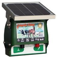 Agradi Weidezaun-batteriegerät Solar Impuls 6km