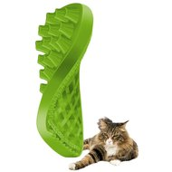 Pet+Me Cat Long Hair Brush Groen