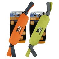 All For Paws Candy Squeaker Outdoor Ballistic Orange/vert