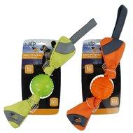 All For Paws Outdoor Ballistic Tpr Toss Oranje/Groen